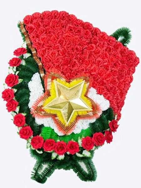 Орден Боевого Красного Знамени №2 - Фото 1 | Компания «Венок»