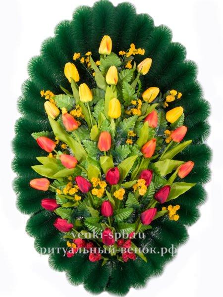 Тюльпаны - Фото 2 | Компания «Венок»