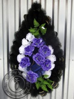 Венок на похороны Афина