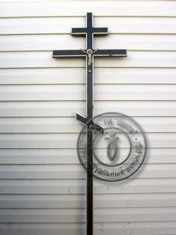 Крест деревянный сосна биотекс К4