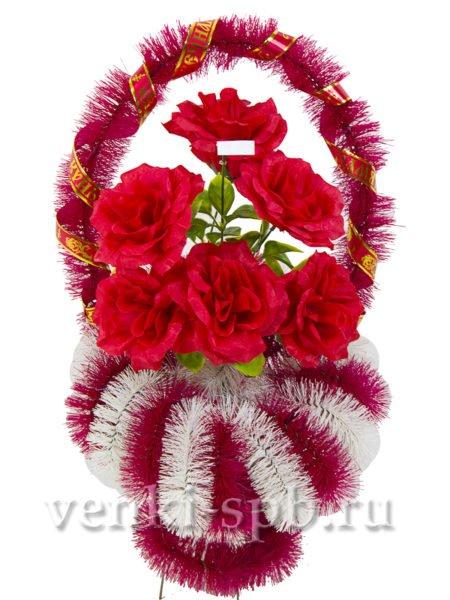 Аннушка Цветная - Фото 1 | Компания «Венок»