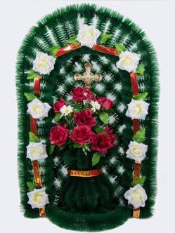 Венок из искусственных цветов Арка