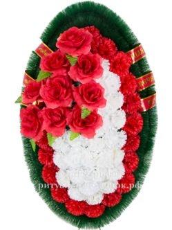 Траурный венок на похороны Лагуна Средняя