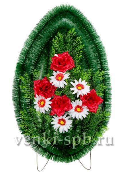 Полесье с розами - Фото 1 | Компания «Венок»