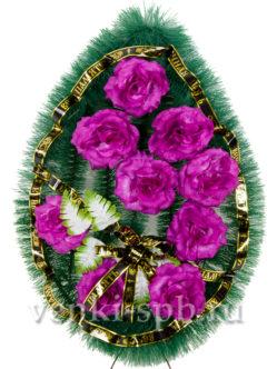 Ритуальные венки на похороны
