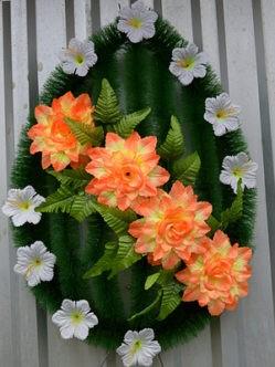 Ритуальный венок на похороны Колибри 2