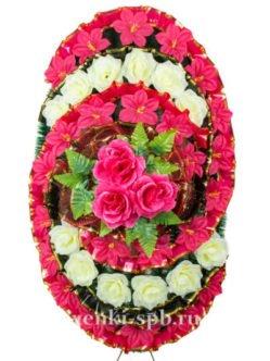 Ритуальные венки на похороны с доставкой