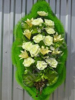 Ритуальный венок на похороны Полин