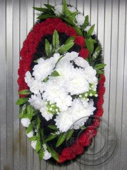 Ритуальный венок на похороны Адель