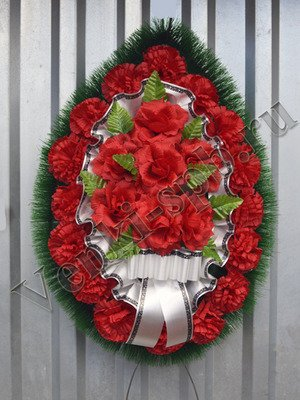 Ладога с розами - Фото 4   Компания «Венок»