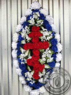 Российский Православный венок на похороны