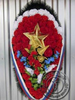 Венок для возложения к мемориалам Павших Героев
