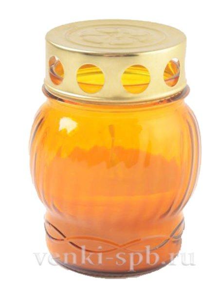 Лампада неугасимая – малая (медовая) - Фото 1   Компания «Венок»