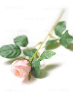 Искусственные розы Барберини розовые в СПб