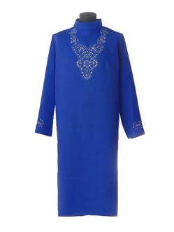 Купить синее платье для умершей купить с доставкой в спб