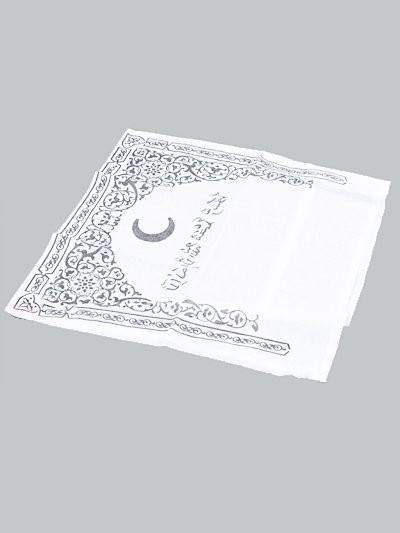 Наволочка в гроб мусульманская — хлопок - Фото 1 | Компания «Венок»