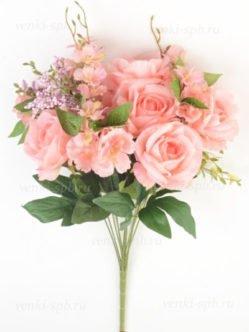 Купить искусственные цветы Пулборо на кладбище в Санкт-Петербурге