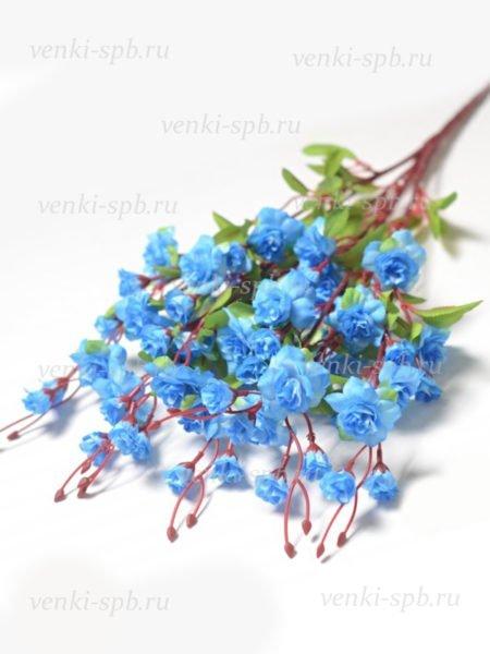 Букет роз СОХОЛЛ – голубой - Фото 1 | Компания «Венок»