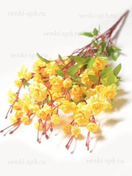 Букет роз СОХОЛЛ – желтый - Фото 1 | Компания «Венок»