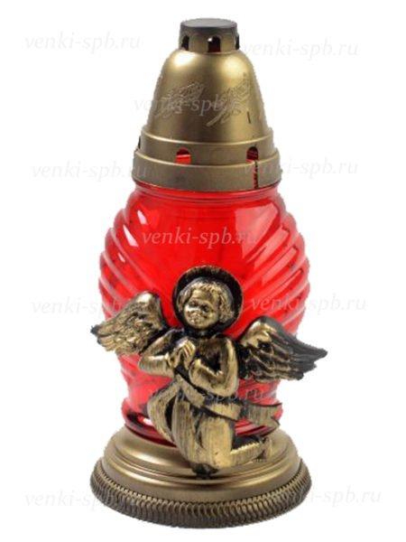 Лампада большая «Ангел» - Фото 1 | Компания «Венок»