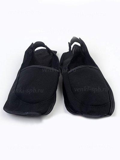 Тапочки мужские для похорон ( задник на резинке) - Фото 2 | Компания «Венок»