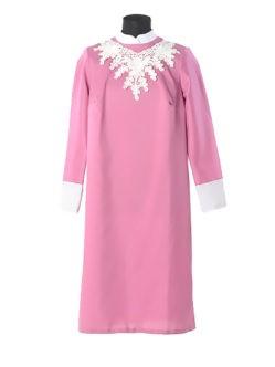 Розовое погребальное платье в гроб для женщины в Санкт-Петербурге