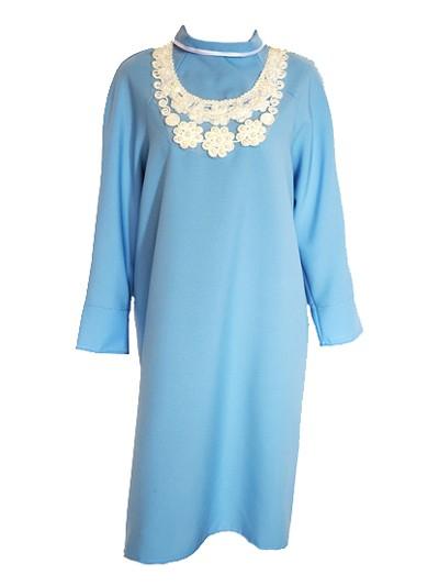 Похоронное платье Дамское - Фото 2 | Компания «Венок»