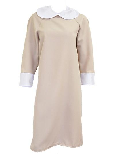 Платье погребальное с белым воротником - Фото 1 | Компания «Венок»