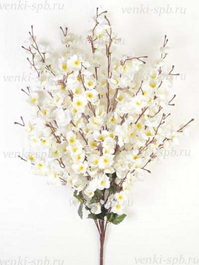 Букет сакуры Кукстаун – белый - Фото 1 | Компания «Венок»