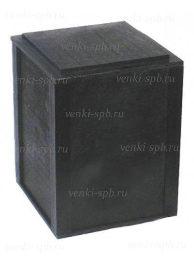 Урна для праха деревянная простая (модель 15) - Фото 1 | Компания «Венок»