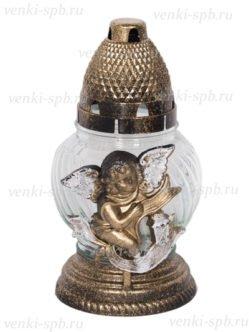 Лампадка неугасимая Ангел белоснежная 1