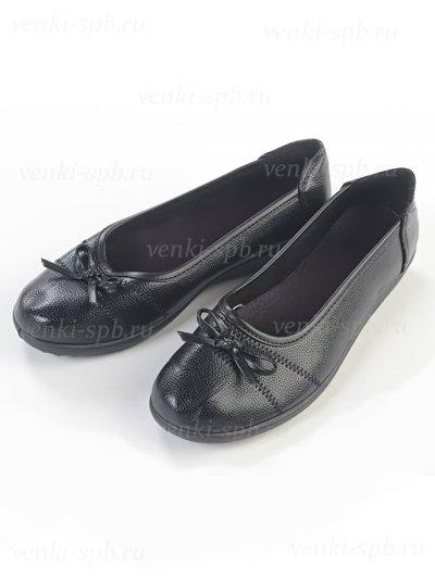 Туфли женские ритуальные ( модель 1) - Фото 1 | Компания «Венок»
