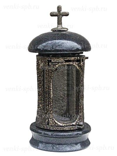 Гранитная лампада №2 - Фото 1 | Компания «Венок»