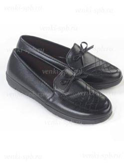 Туфли женские ритуальные (модель 2)