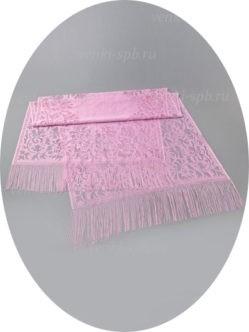 Брусничный шарф для умершей в невском районе спб