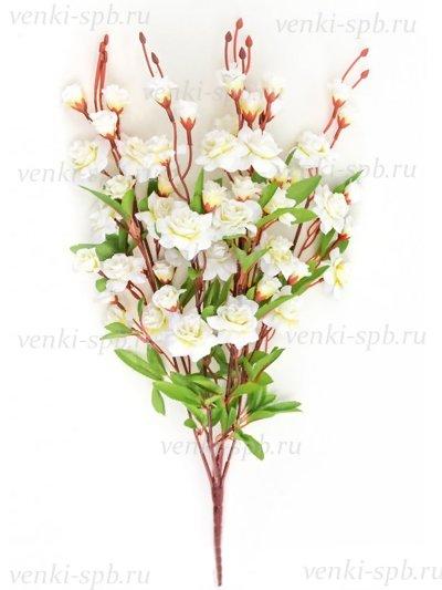 Букет роз СОХОЛЛ — белый - Фото 1 | Компания «Венок»