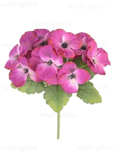 Искусственные цветы Букет анютиных глазок в ассортименте - Фото 3   Компания «Венок»