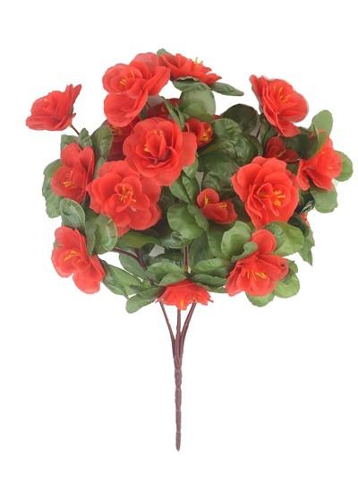 Букет азалии Арброарт — красный - Фото 1 | Компания «Венок»
