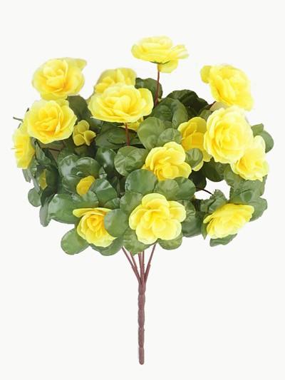 Букет азалии Арброарт – желтый - Фото 1   Компания «Венок»