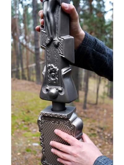 Крест из литого камня с орнаментом - Фото 13 | Компания «Венок»