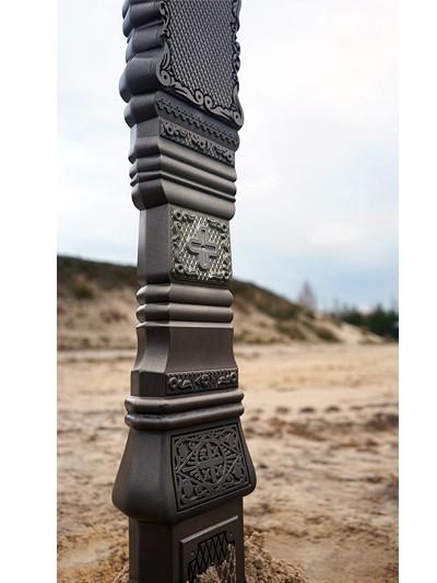 Крест из литого камня с орнаментом - Фото 14 | Компания «Венок»