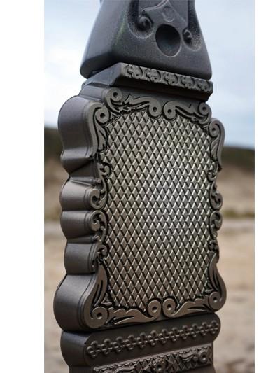 Крест из литого камня с орнаментом - Фото 15 | Компания «Венок»