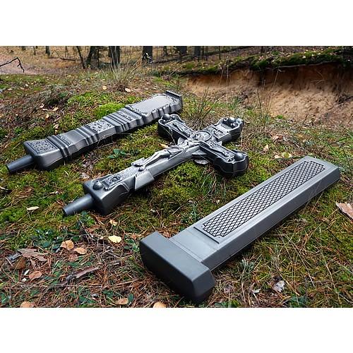 Крест из литого камня с орнаментом - Фото 7 | Компания «Венок»