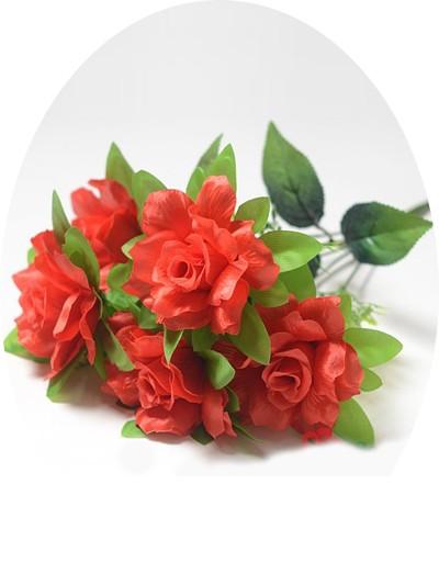 Букет роз Элнвик – красный - Фото 1 | Компания «Венок»