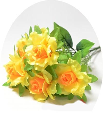 Букет роз Элнвик – желтый - Фото 1 | Компания «Венок»