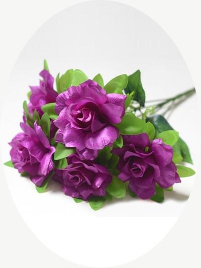Букет роз Элнвик — сиреневый - Фото 1 | Компания «Венок»