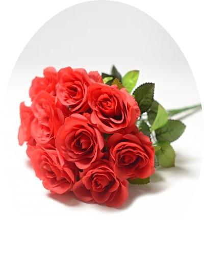 Букет роз Венеция — красный - Фото 1 | Компания «Венок»