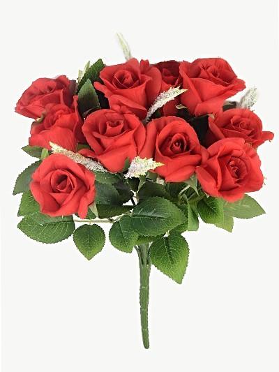 Букет роз Каднам красный - Фото 1 | Компания «Венок»