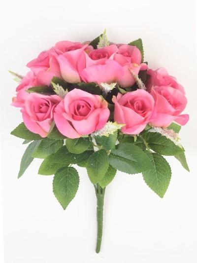 Букет роз Каднам малиновый - Фото 1 | Компания «Венок»