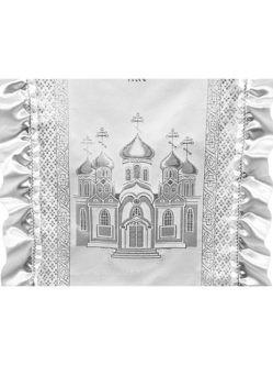 Комплект в гроб Архангел ПАРЧА заказать в Санкт-Петербурге